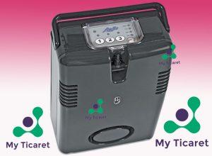 Taşınabilir Oksijen Cihazı Airsep