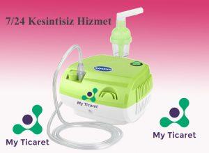 Nebulizatör Cihazları