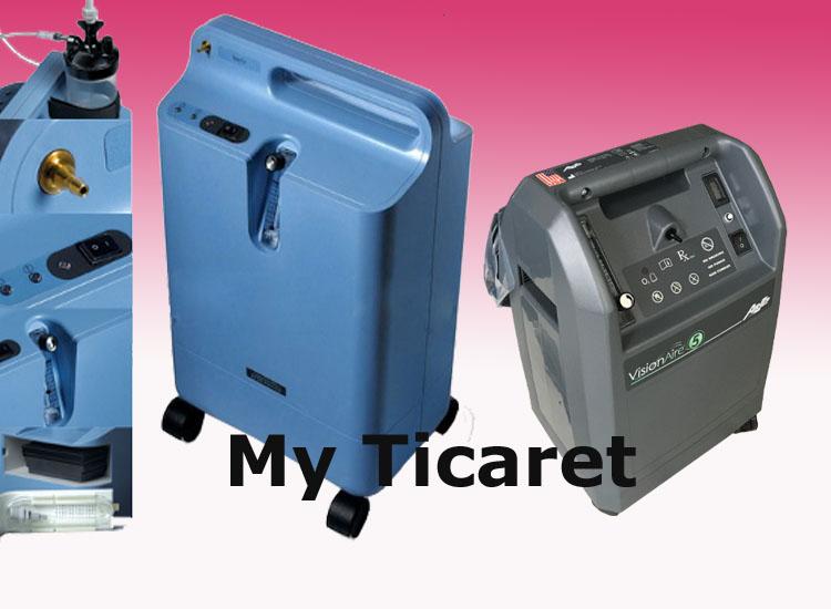 oksijen cihazi elektrik tuketimi